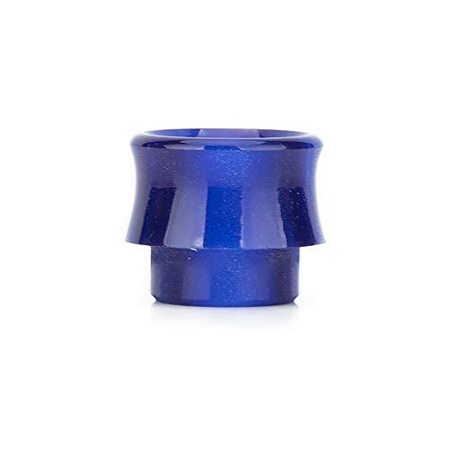 Farbharz 810 Tropfspitzenmundstück für E-Zigarette 810 Zerstäuber Fit Goon V1.5/528 RDA-Puls 24 BF RDA RDTA Etc Frei von Tabak und Nikotin (Color : Blue)