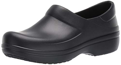 Crocs Women's Felicity Clog, Black, 9 M US