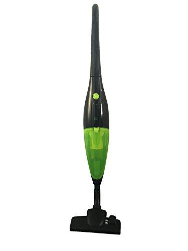 DCG Eltronic BS3095 Scopa elettrica, senza sacchetto, 800W, Nero/Verde