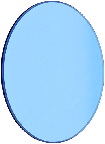 Motic SG060727 Blue Filter for Microscopes, 45mm Diameter