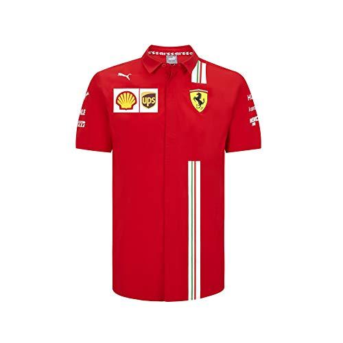 Official Formula one - Scuderia Ferrari 2020 PUMA - Camisa de equipo - Size:L