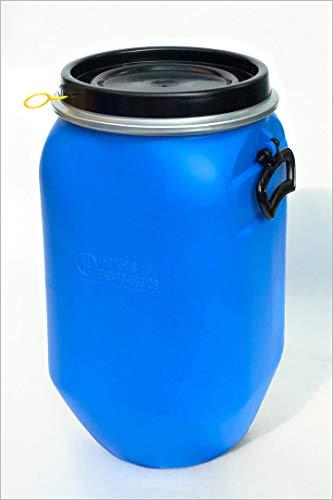 PLASTICOS HELGUEFER - Bidon 30 litros Cierre Ballesta