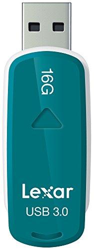Lexar JumpDrive Unità Fash S37, 16 GB, USB 3.0, Verde...