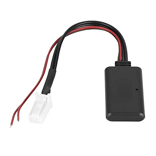 RJJX Bluetooth 4.0 Receptor de música inalámbrica Stereo AUX AUX Cable de Audio Adaptador Ajuste para Suzuki SX4 Grand Vitara 2007 2007 2009 2010