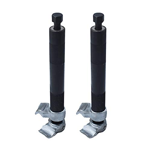 2pc Spring Compressor Tool - Heavy Duty Build, Ultra Rugged Coil