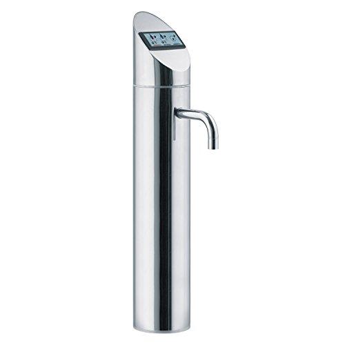 Elektronische 3-Wege-Sodaarmatur / Zapfhahn POINT DS mit TOUCH DISPLAY für Untertisch-Wassersprudelanlagen liefert stilles, gekühltes und Sprudelwasser. Top Qualität. Top Preis. - 2