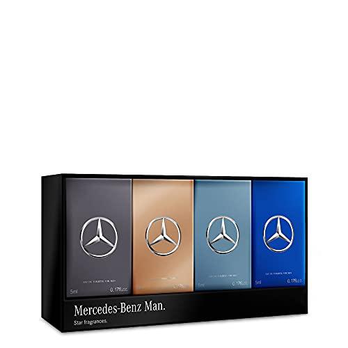Mercedes-Benz Mercedes-Benz Man For Men 4 Pc Mini Gift Set