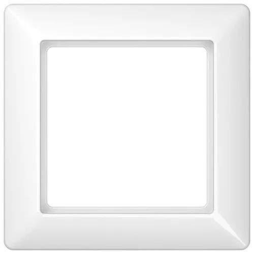 Jung AS581WW Rahmen 1-Fach, 1 Stück