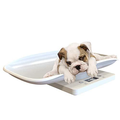 N \ A Báscula para Alimentos, báscula para Mascotas, báscula Digital multifunción para medir el Peso de la Comida/Cachorro/Gato/Perro (máx .: 220 LB), báscula para Cocina, báscula para gramo, Peso,