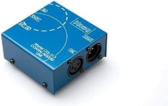 Hosa CDL-313 Coaxial-SPDIF to AES-EBU Link - Converter Coaxial Data Link AES/EBU (XLR) to S/PDIF (RCA)
