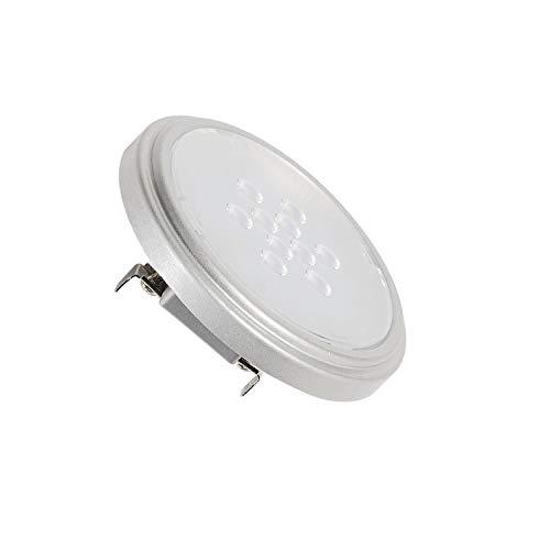 SLV LED Lampe QR111 RETROFIT LED / Leuchtmittel, Lampe, LED / G53 4000K 9.0W 800lm schwarz