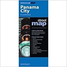 Deluxe flip map, Panama City, Florida: Including Bay County map, Callaway, Cedar Grove, Lynn Haven, Panama City Bay County International Airport, ... fully indexed, zip codes ... marinas