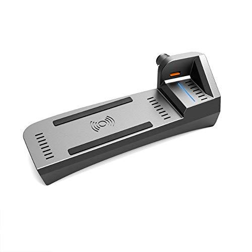 Timagebreze 15W Car QI Cargador de TeléFono de Carga InaláMbrica Placa de Carga RáPida Soporte de TeléFono para A3 8V S3 2014-2020