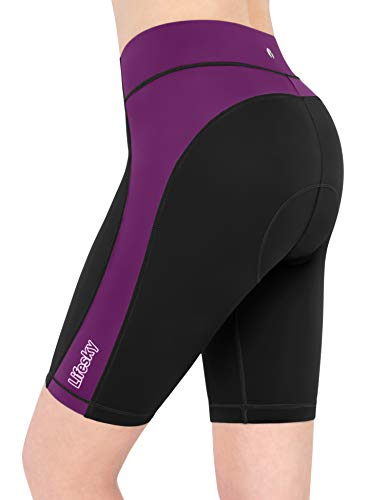 LIFE SKY Biker Shorts for Women ...