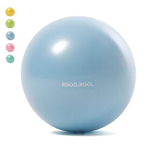 RGGD&RGGL - Mini pelota de yoga, pilates con diseño resistente a las...