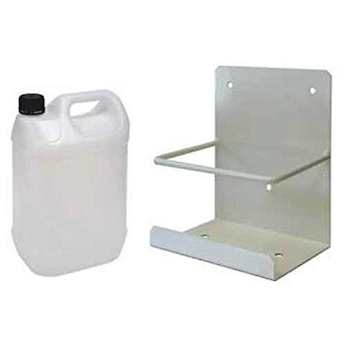 Bidón 10 litros para Condensador + Soporte. Util para Aire Acondicionado