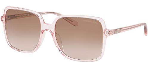 Michael Kors ISLE OF PALMS MK2098U Sunglasses 367813-56 -, Brown/Pink MK2098U-367813-56