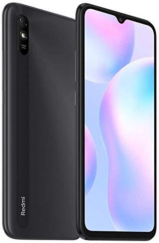 Xiaomi Redmi 9A - Smartphone 2GB 32GB, Pantalla HD + Dot Drop de 6.53',MediaTek Helio G25, batería de Alta Capacidad de 5000mAh (típico) Cámara Trasera de 13MP Al, Gris…