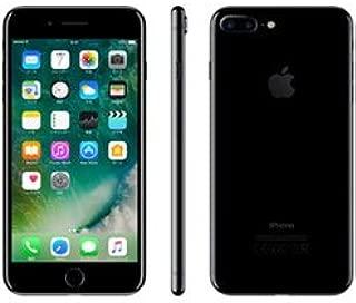 【SIMロック解除済】 Apple iPhone7 Plus 256GB ジェットブラック au
