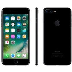 【SIMロック解除済】 Apple iPhone7 Plus 256GB ジェットブラック docomo