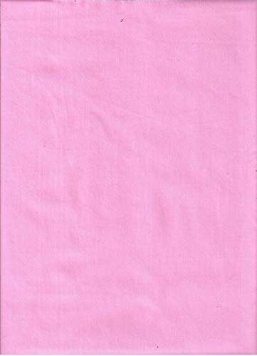 BeddingBasics Falda de cama de algodón egipcio de 650 hilos, estilo clásico plisado, con volantes, cobertura de tres lados, color rosa (152,4 x 190,5 cm + 50,8 cm de caída)