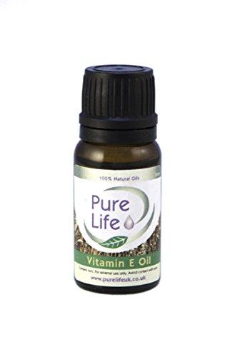 Vitamin E Oil Pure and Natural Aromatherapy 10ml Bottle