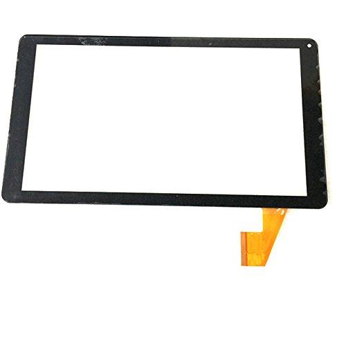 Negro Color EUTOPING ® De Nuevo 10.1 Pulgadas Pantalla tactil Digital La sustitución de para 10.1' Prixton QC Vert T1700Q