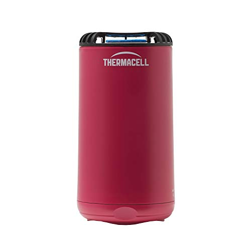Thermacell Patio Shield Mosquito Repeller; Highly Effective Mosquito Repellent for Patio; No Candle or Open Flame, Long Lasting, DEET-Free, Scent-Free, Bug Spray Alternative; Includes 12-Hr Refill