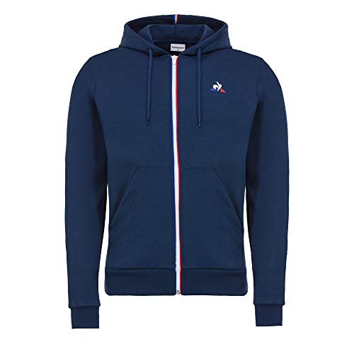 Le Coq Sportif ESS Fz Hoody M Dress Blues, Sportjackett - L