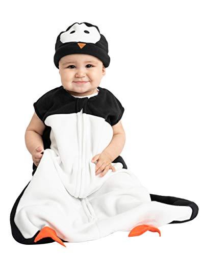 Baby Fleece Sleep Sack - Infant Wearable Blanket Newborn Swaddle Sleepbag & Hat