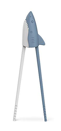 Genuine Fred Shark Munchtime Chopsticks, One Size, Multi-Color