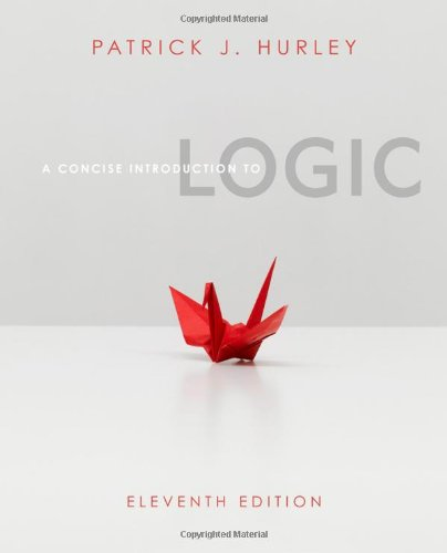 A Concise Introduction to Logic (with Stand Alone Rules and Argument Forms Card) (Available Titles Aplia)