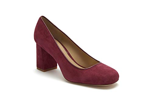 Etienne Aigner Dylan - Leather Pump in Cordovan
