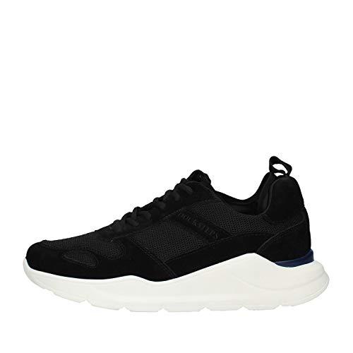 Docksteps Herren Turnschuhe Freizeitschuhe Sneaker Sports Casual Art. DSE105610 45 Nero Black