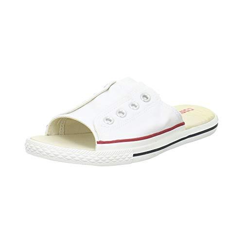 Converse All Stars Pantoletten CT AS Sandal Größe 38 EU Weiß (Weiß)
