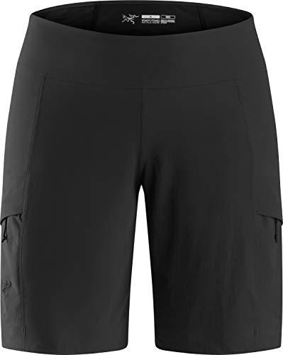 Arc'teryx Damen Sabria Short Women's Kurze Hose, schwarz, 35
