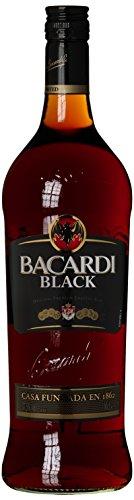 Bacardi Black Rum (1 x 1 l)