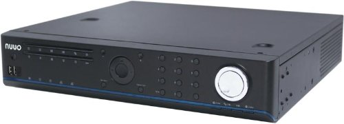 NUUO NS, 8160 STAND 16CH 8 BAY NVR mit 2 TB HDD