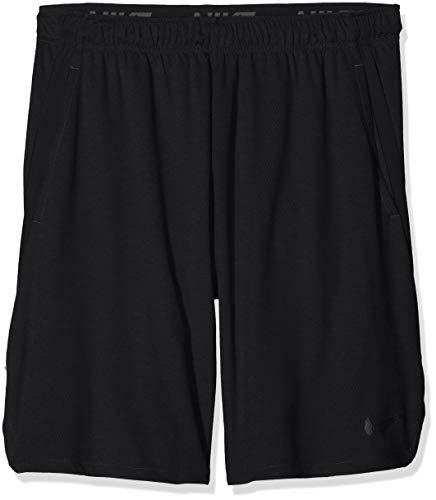 Nike Herren Dri-FIT Shorts,schwarz(Black/Dark Grey),XL
