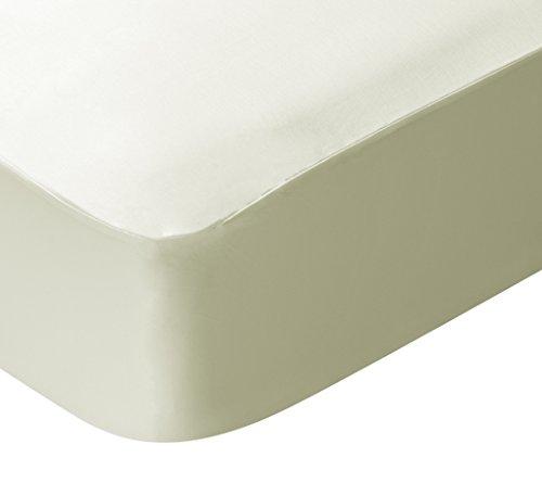 Pikolin Home - Protector de colchón en Lyocell, impermeable. 200x200cm-Cama de 200