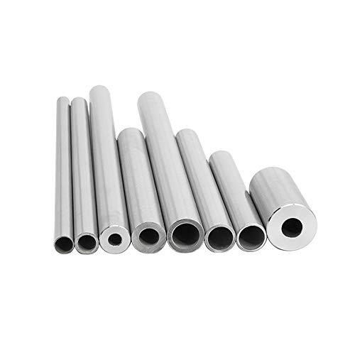Tubo De Acero Inoxidable De Precisión, De 25 Mm De Diámetro Exterior, Diámetro Interior De 19 Mm / 20 Mm / 21 Mm / 22 Mm / 23 Mm, Longitud De 30 Cm / 50 Cm / 60 Cm De Tubo De Acero De Precisión