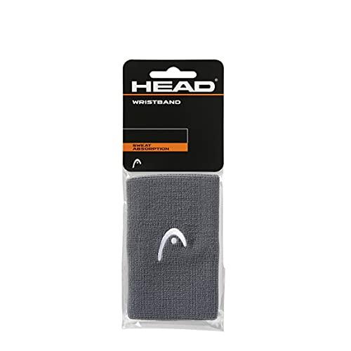 """HEAD Polsino da 5"""", Accessori Tennis Unisex Adulto, Turquoise, taglia unica"""