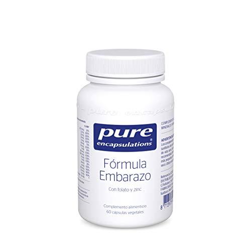 Pure Encapsulations - Fórmula Embarazo - 60 cápsulas 67g