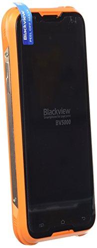 'Blackview BV50005.04G Outdoor Smartphone IP67impermeabile anti-polvere antiurto robusta, Android 5.1doppio sorveglianza doppia SIM