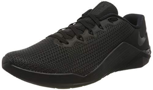 Nike Metcon 5, Scarpe da Ginnastica, Nero (Black/Black/Black 011), 38 EU