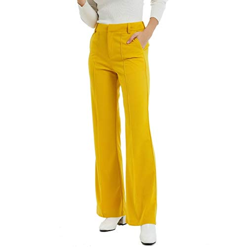 WHBDFY Merk Roze Geel Kleur Pak Blazer Jas Vrouwen Mode Lange Mouw Jas Vrouwen Elegante Double Breasted Jas Suits Vrouwelijke Dames XL PA01