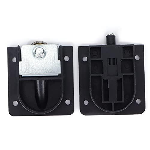 Ruedas para puertas corredizas, ruedas para puertas corredizas con mosquitero fáciles de instalar para el hogar para puertas corredizas