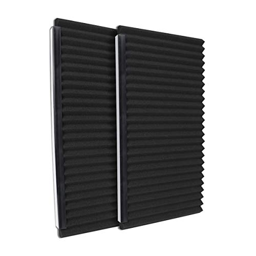 Daisypower Window Air Conditioner Foam Insulating Panels Kits,17 Inch x 9 Inch x 7/8 Inch,2Pack