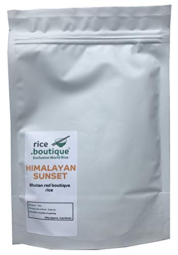 .boutique Rice.boutique Himalayan Sunset, Bhutan Red Boutique Riso, 200g