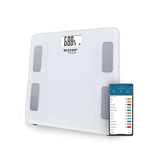 Báscula de Baño Digital Inteligente Alta precisión, Diagn